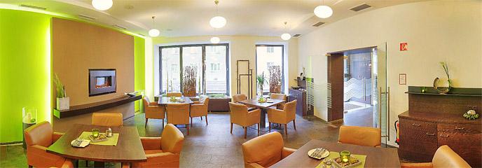 Lounge - Hotel Graf